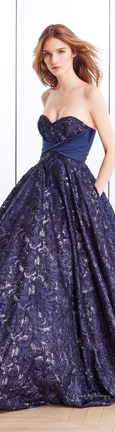 Alexis Mabille FW 2015-2016. Alexis Mabille, Foto Fashion, Blue Fashion, French Fashion Designers, Glamour, Models, Beautiful Gowns, Dream Dress, Couture Fashion