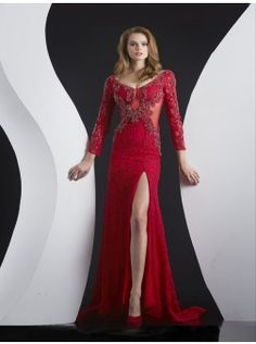 Find this Jasz Couture prom dress and more at Henri's Cloud Nine! www.henris.com