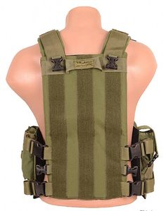 TYREE –  MINI-MI OPERATOR ASSAULT VEST Assault Vest, Vests, Fashion, Moda, Fashion Styles, Fashion Illustrations