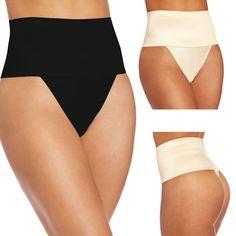 381fc38c59687 High Waist Briefs Thong Body Shaper Tummy Tucker Shapewear Firm Seamless  Panties Taśmy Trenujące Talię
