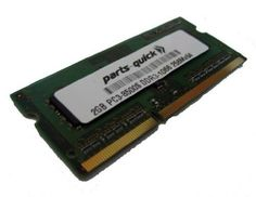 2GB DDR3 Memory Upgrade for Gateway LT Netbook LT4008u PC3-8500 204 pin 1066MHz Laptop SODIMM RAM (PARTS-QUICK BRAND)