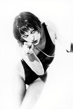 "blinded-with-desire: ""Milla Jovovich for The Face Magazine June 1997 by Ellen Von Unwerth "" Ellen Von Unwerth, Milla Jovovich, The Face Magazine, Most Beautiful Women, Beautiful People, American Actress, Supermodels, Hollywood, Celebs"