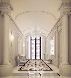 "836 Likes, 26 Comments - ions design (@ionsdesign) on Instagram: ""Our latest Entrance lobby design • Qatar • #الدوحه #doha #qatar #dubai #uae #abudhabi #دبي…"""