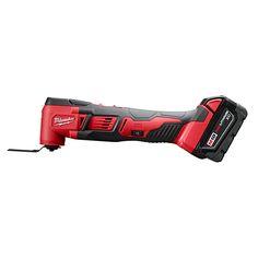 Milwaukee M18 Cordless Multi-Tool Kit with RedLithium Battery Pack Retail Value $300 Minimum Bid $150 Buy It Now $350