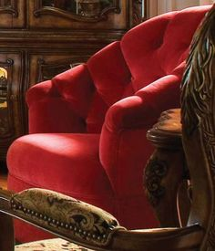 Palais Royale Tufted Swivel Chair  Available at homegallerystores.com
