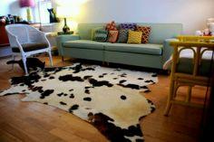 Cow Skin Rugs!