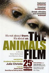 The Animals Film:  This is the documentary that  teacher, Sharon Gannon watched and has dedicated her life and works to animal activism.