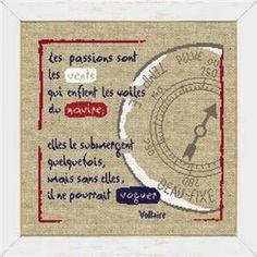Lilipoints - Les passions A003 - Univers Broderie