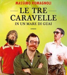 Libri   Vinci il romanzo Le tre caravelle in un mare di guai @giuntieditore
