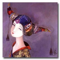 Catherine Rebeyre Art Carte, Robert Rauschenberg, Bellisima, Childhood Memories, Paper Art, Fairy Tales, Disney Characters, Fictional Characters, Collage