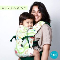 I started my baby wearing journey three years back with soul sling. Infact that was the only baby carrier I owned.  Would you want to have a look at this giveaway?  Who knows you might be thay lucky person to win that beauty. . :-) For more details look here  http://ift.tt/2kpFQPK @soulslings