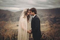 Editorial de casamento na Nova Zelândia {Fotos: Dawn Thomson}
