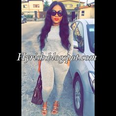 Hi! It's Hyrish Blog: Popular campus socialite, 'Olami' stuns in lovely ...