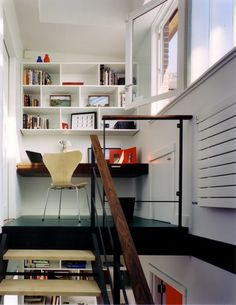 Convert Garage Into Office Design, Pictures, Remodel, Decor and Ideas - page 12