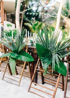 Style Meets Sand for this Destination Wedding in Tulum Wedding Themes, Wedding Decorations, Wedding Ideas, Wedding Centerpieces, Flower Centerpieces, Wedding Planning, Wedding Inspiration, Tropical Centerpieces, Wedding Pics