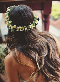 Whimsical and soft wedding hair xx www.graceloveslace.com.au