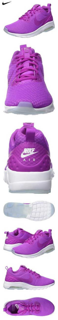 $74.9 - Air Max Motion Ladies Running Shoes- Hyper Violet