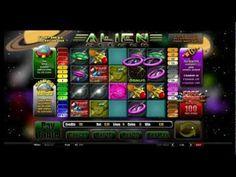 Alien attack - Online Slot from Castle Casino    http://www.castlecasino.com/online-slots/alien-attack-slot