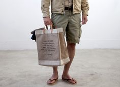 Market Bag | Apolis