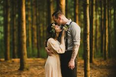 Artistic Wedding Inspiration from Westerville, Ohio   Photo by Addison Jones Photography