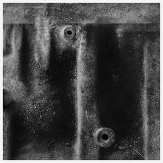 "Iron Skin V Pencil on Paper 10"" x 10"" 5 of 5 - Armin Mersmann"