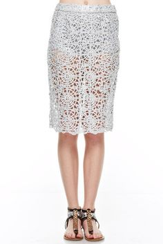In The Spotlight Sequins Pencil Skirt Holiday Fashion, Holiday Outfits, Willow Leaf, Sequin Pencil Skirt, Lace Skirt, Sequins, Casual, Skirts, Silver