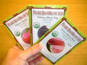 PRAIRIE ROAD ORGANIC SEED- open pollinated, organic and COLD CLIMATE seeds! (From North Dakota)