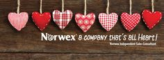 Norwex, a company that's all heart. http://katiebasil.norwex.biz