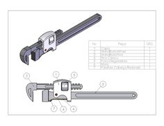 Mechanical Engineering Design, Engineering Works, Mechanical Design, Autocad, Isometric Drawing Exercises, Orthographic Drawing, 3d Drawing Techniques, Solidworks Tutorial, Drawing School