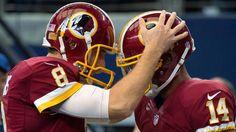 Kirk+Cousins'+hot+start+propels+Redskins+against+Cowboys