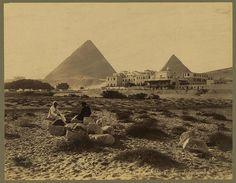 Egipto a finales del 1800, imagenes unicas (1)