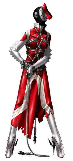 Callisto - Shin Megami Tensei Persona 2: Innocent Sin (Kazuma Kaneko)