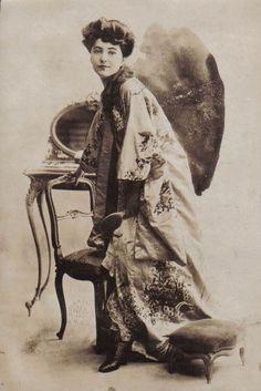 Rudolf Eickemeyer, Portrait of Evelyn Nesbit, 1900s