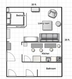 Studio Apartment Design Ideas 500 Square Feet dont be afraid to just move your things around untill you find a configuration that works for you room dividers and book cases make great walls in small 500 Sq Ft East Village Studio Apt Layout I Need To Get On
