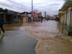 Empresas y organizaciones de Santiago abren centros de acopio para ayuda afectados por lluvias