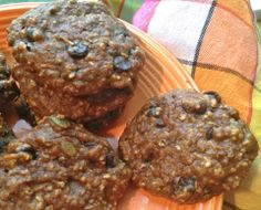 Paleo Pumpkin Breakfast Cookies  #ThePreppyPaleo