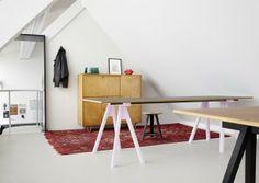 Halle A - by Designliga