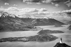Rie and Mischa's Epic Destination Post-Wedding Shoot Wanaka — Fluidphoto Ruth Brown