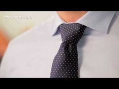 Want to know how to tie an awesome tie knot check this out i how to tie a windsor knot mens fashion youtube video ccuart Image collections