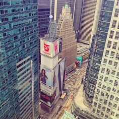 Times Square. #NYC 1450 Broadway