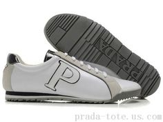 Authentic #Prada Footwear in White Outlet store MDAHNCDIIM
