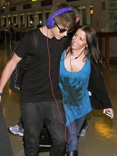 Justin Bieber  mom, Pattie