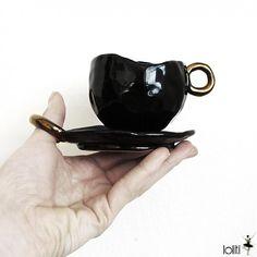 handmade cup by loliti