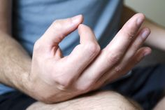 "Meditation -- usually performed while seated -- is a practice used to gain awareness of the mind. The way you position your hands during meditation can deepen your practice and unlock blocked energy. Known as ""mudras,"" these hand positions may also help maintain your posture and focus during seated meditation."