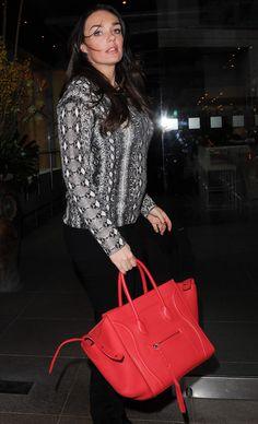 8fb8c23291a4 Check out the huge Hermes and Celine bag collections of Petra and Tamara  Ecclestone!