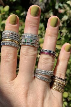 Antique Rings, Vintage Rings, Antique Jewelry, Vintage Jewelry, Dream Engagement Rings, Vintage Engagement Rings, Rings N Things, Wedding Jewelry, Wedding Bands