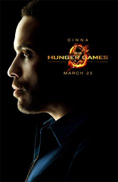 """Lenny Kravitz as Cinna. """"The Hunger Games"""" Opens March 23, 2012."""