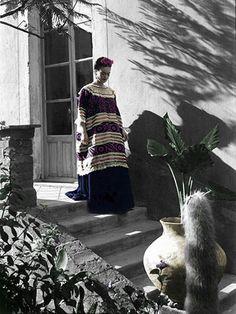 L'obiettivo di Leo Matiz racconta Frida Kahlo