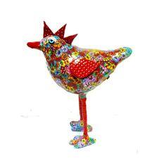 Bird decor Bird art  Bird sculpture  Bird collectible  by MIRAKRIS