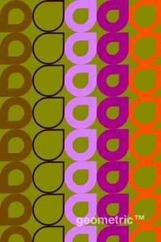 geometric pattern by KAPITZA